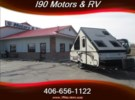 2016 Forest River Rockwood Premier A122BH
