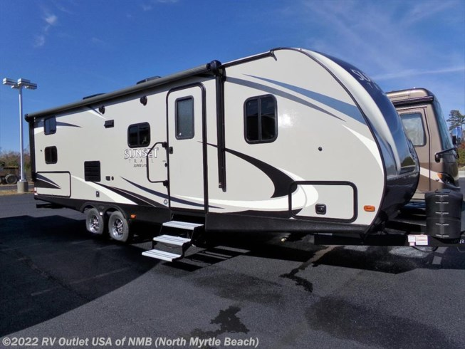 2017 Crossroads Rv Sunset Trail 264bh For Sale In North