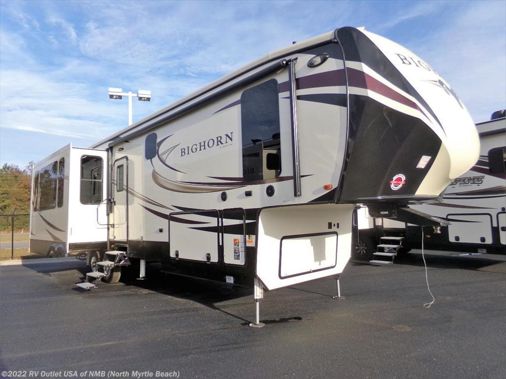 2017 Heartland Rv Rv Bighorn 3890ss For Sale In North