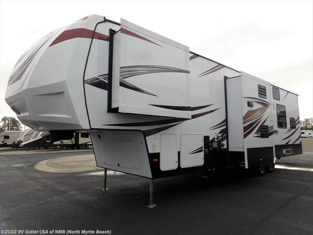2017 Dutchmen Rv Voltage Triton 3551 For Sale In North