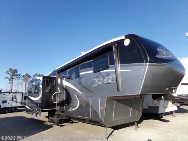2011 Keystone Rv Montana Big Sky 340rlq For Sale In North