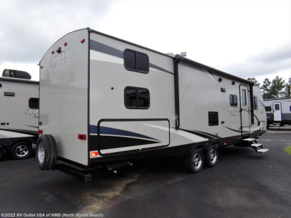 sccs0295 2018 crossroads sunset trail 289qb for sale in north 2018 crossroads sunset trail 289qb