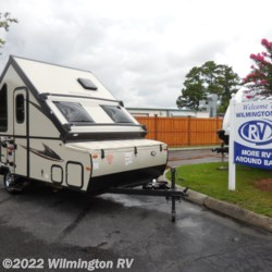 New 2019 Forest River Rockwood Hard Side A 122 S For Sale by Wilmington RV available in Wilmington, North Carolina