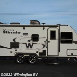 2018 Winnebago Micro Minnie 2100BH  - Travel Trailer New  in Wilmington NC For Sale by Wilmington RV call 877-843-1338 today for more info.