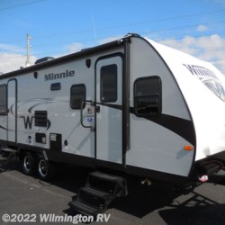 New 2019 Winnebago Minnie 2500FL/New Fiberglass Front Cap For Sale by Wilmington RV available in Wilmington, North Carolina