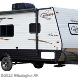 Stock Image for 2016 Coachmen Clipper Ultra-Lite 17RD (options and colors may vary)