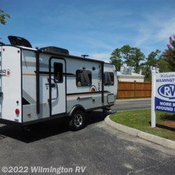 Wilmington RV 2020 Rockwood Geo Pro 19 QB  Travel Trailer by Forest River | Wilmington, North Carolina