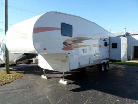 Used 2009 CrossRoads Sunset Trail M27RE For Sale by Winnebago Motor Homes available in Rockford, Illinois