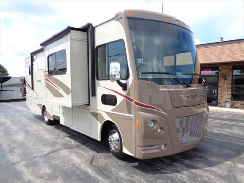 New 2016 Winnebago Vista 30T For Sale by Winnebago Motor Homes available in Rockford, Illinois