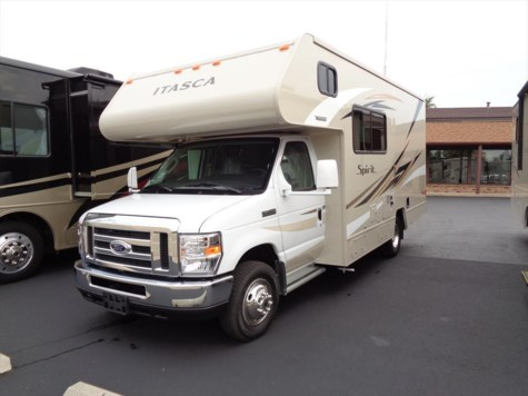 New 2016 Itasca Spirit 22R For Sale by Winnebago Motor Homes available in Rockford, Illinois