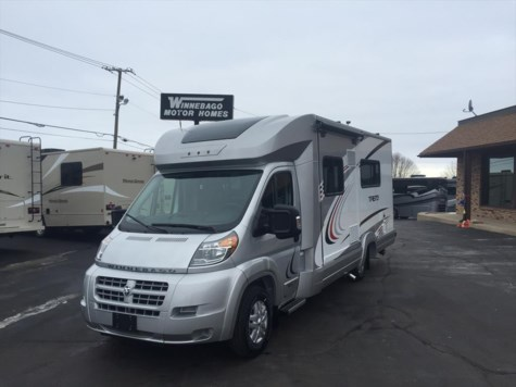 New 2017 Winnebago Trend 23D For Sale by Winnebago Motor Homes available in Rockford, Illinois