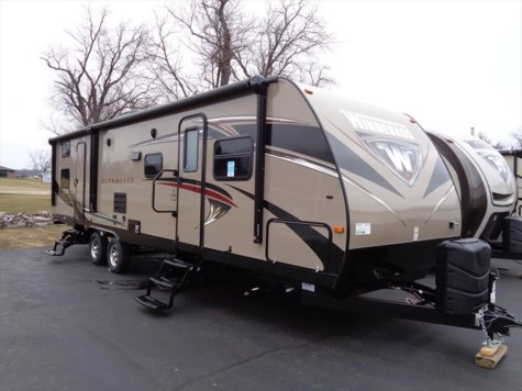 New 2016 Winnebago Ultralite 31BHDS For Sale by Winnebago Motor Homes available in Rockford, Illinois