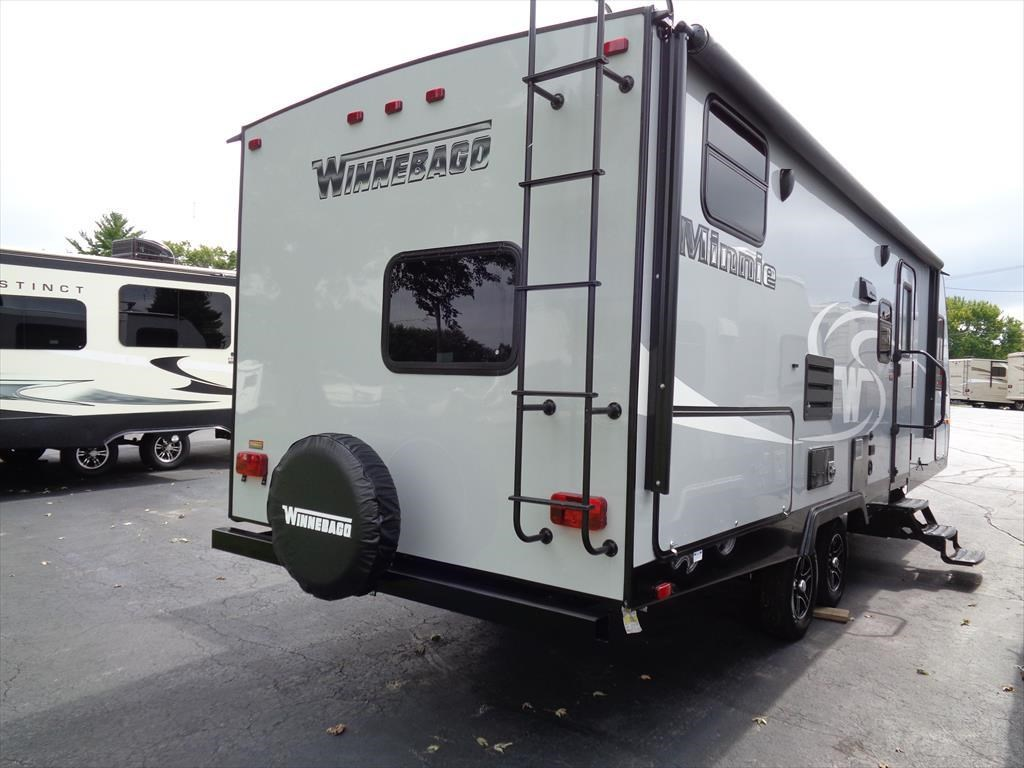 Amazing 2016 Winnebago Minnie 2451BHS Travel Trailer C13499  Go Play RV Center In F