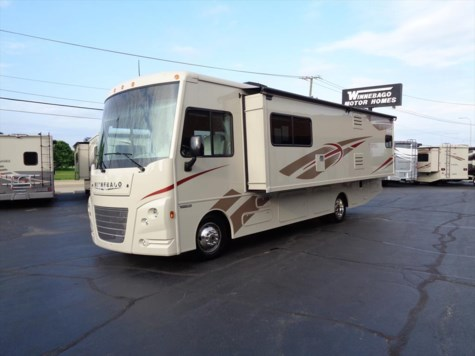 New 2017 Winnebago Vista 29VE For Sale by Winnebago Motor Homes available in Rockford, Illinois
