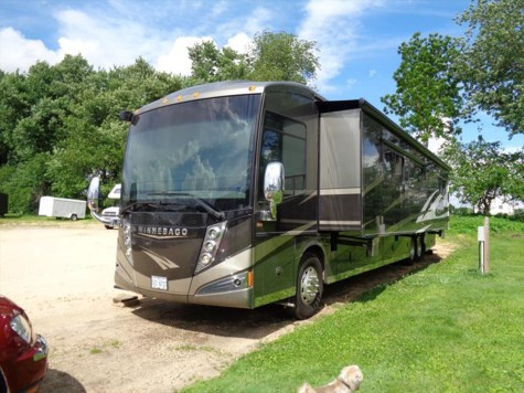 Used 2013 Winnebago Tour 42QD For Sale by Winnebago Motor Homes available in Rockford, Illinois