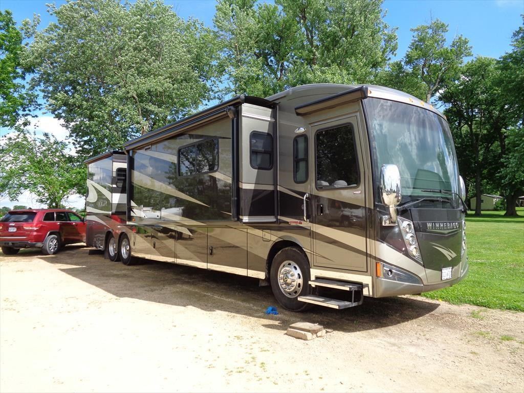 Used Motor Homes For Sale Illinois