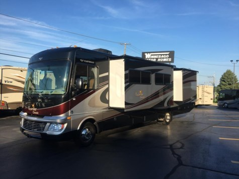 2014 Fleetwood Bounder Classic  36R