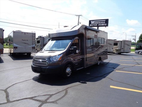New 2017 Winnebago Fuse 23A For Sale by Winnebago Motor Homes available in Rockford, Illinois