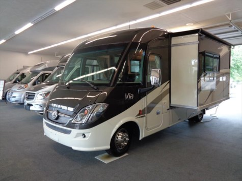 New 2017 Winnebago Via 25P For Sale by Winnebago Motor Homes available in Rockford, Illinois