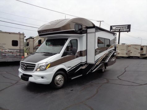 New 2017 Winnebago View 24J For Sale by Winnebago Motor Homes available in Rockford, Illinois