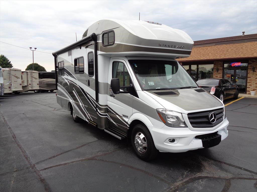 Brilliant 2017 Winnebago View WM524G Class C East Greenwich RI Arlington RV