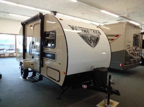 New 2017 Winnebago Winnie Drop WD1780 For Sale by Winnebago Motor Homes available in Rockford, Illinois