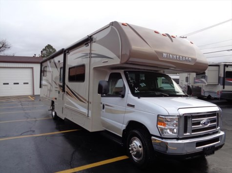 New 2017 Winnebago Minnie Winnie 31D For Sale by Winnebago Motor Homes available in Rockford, Illinois