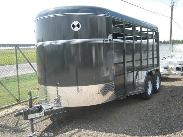 <span style='text-decoration:line-through;'>2018 CornPro 16&apos; Stock Trailer</span>