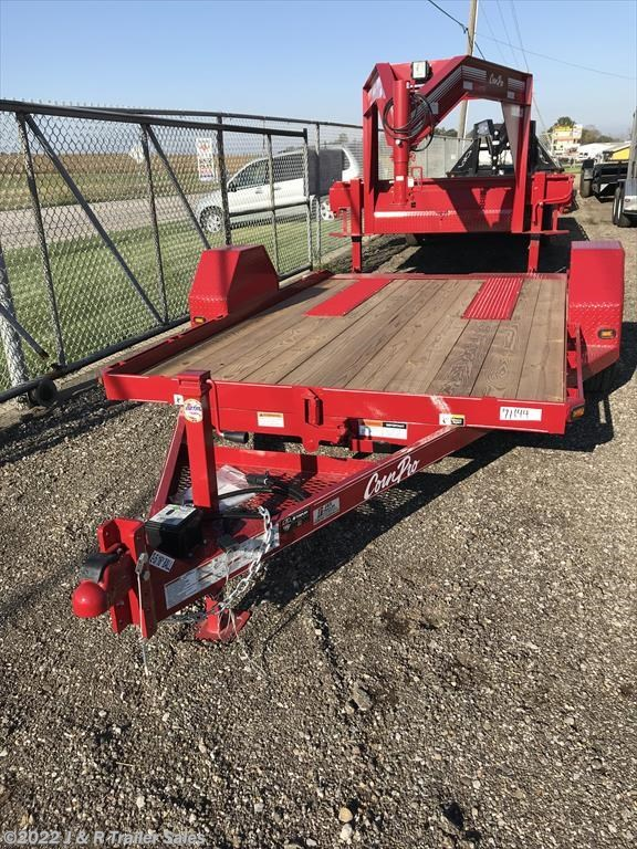 2018 CornPro Single Axle Tilt 6k