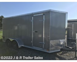 #1978 - 2018 Cross Trailers 7x16 Enclosed