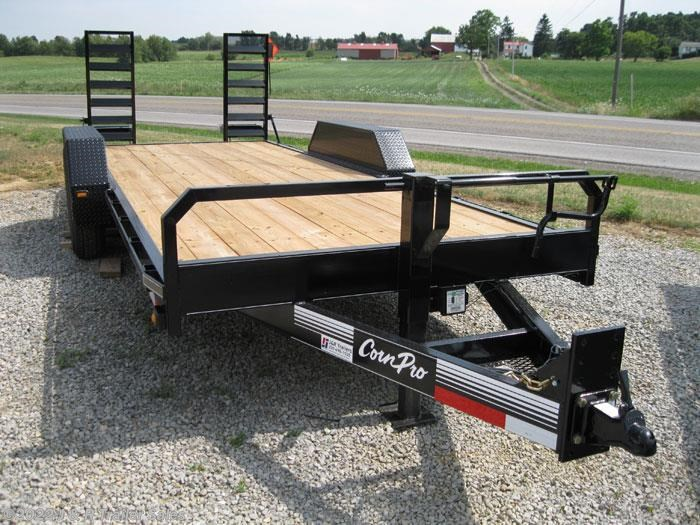 2018 CornPro UT-18 H Equipment Trailer