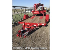 #072027 - 2018 CornPro Single Axle Tilt 6k