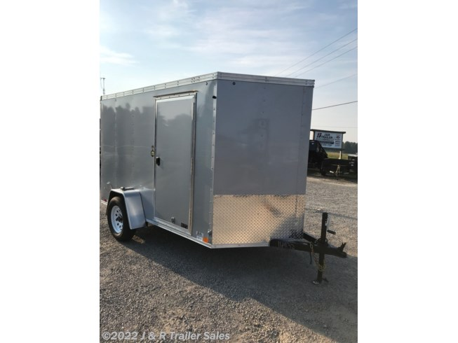 2019 United Trailers XLV 6x10 with ramp
