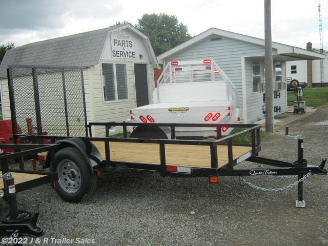 <span style='text-decoration:line-through;'>2019 Quality Trailers 6x10 Utility Trailer 3.5k axle6</span>
