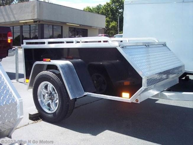 Aluminum Trailer Manufacturer Made In Usa
