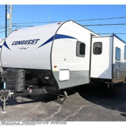 New 2018 Gulf Stream Conquest 301TB For Sale by The Camper Store available in Phenix City, Alabama