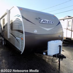 New 2018 Shasta Oasis 26BH For Sale by The Camper Store available in Phenix City, Alabama