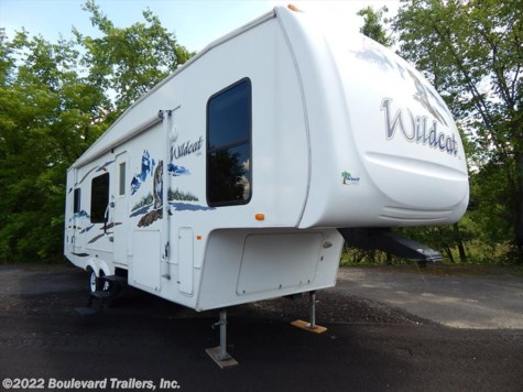 Used 2005 Forest River Wildcat For Sale by Boulevard Trailers, Inc. available in Whitesboro, New York