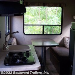 Boulevard Trailers, Inc. 2016 Wolf Pup 17CJ  Travel Trailer by Forest River | Whitesboro, New York