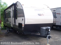 New 2016  Forest River Cherokee Grey Wolf 274DBH (Bunky) by Forest River from Boulevard Trailers, Inc. in Whitesboro, NY