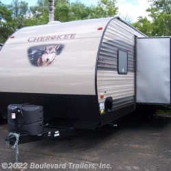2016 Forest River Cherokee Grey Wolf 274DBH (Bunky)  - Travel Trailer New  in Whitesboro NY For Sale by Boulevard Trailers, Inc. call 315-736-5851 today for more info.