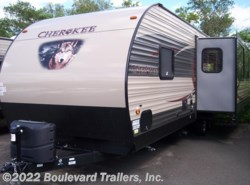 New 2015  Forest River Cherokee Grey Wolf 264L by Forest River from Boulevard Trailers, Inc. in Whitesboro, NY