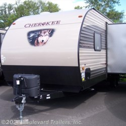 New 2016 Forest River Cherokee Grey Wolf 254Q For Sale by Boulevard Trailers, Inc. available in Whitesboro, New York