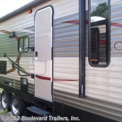 Boulevard Trailers, Inc. 2016 Cherokee Grey Wolf 254Q  Travel Trailer by Forest River | Whitesboro, New York