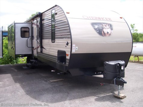 2016 Forest River Cherokee Grey Wolf  304R