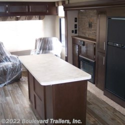 Boulevard Trailers, Inc. 2016 Cherokee Grey Wolf 304R  Travel Trailer by Forest River | Whitesboro, New York