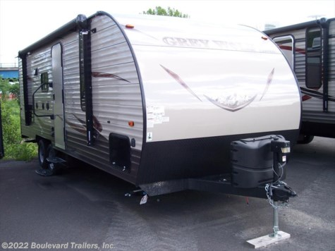2016 Forest River Cherokee Grey Wolf  23BD