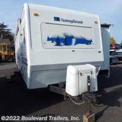 Used 2001 SunnyBrook For Sale by Boulevard Trailers, Inc. available in Whitesboro, New York