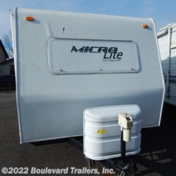Used 2009 Forest River Flagstaff Micro Lite 18FBR For Sale by Boulevard Trailers, Inc. available in Whitesboro, New York