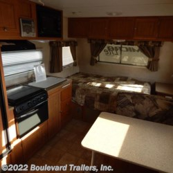 Boulevard Trailers, Inc. 2009 Flagstaff Micro Lite 18FBR  Travel Trailer by Forest River | Whitesboro, New York